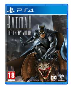 Batman: The Telltale Series - The Enemy Within £9.50@coolshop