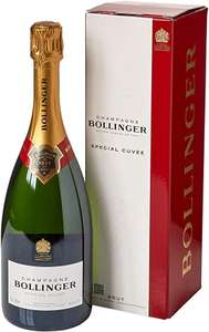 Bollinger Champagne £32 Gift Boxed @ Amazon Prime