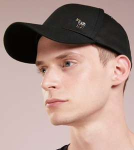 PS Paul smith zebra black baseball cap £21.05 delivered at Zalando with code UNDDLKS8K (£38.99 rrp)