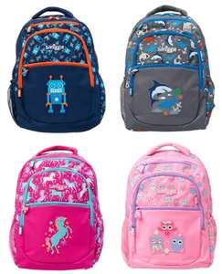 Selected smiggle backpacks only £15 online only