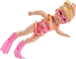 My Little BABY Born I Can Swim Doll £14.99 delivered at Argos / eBay