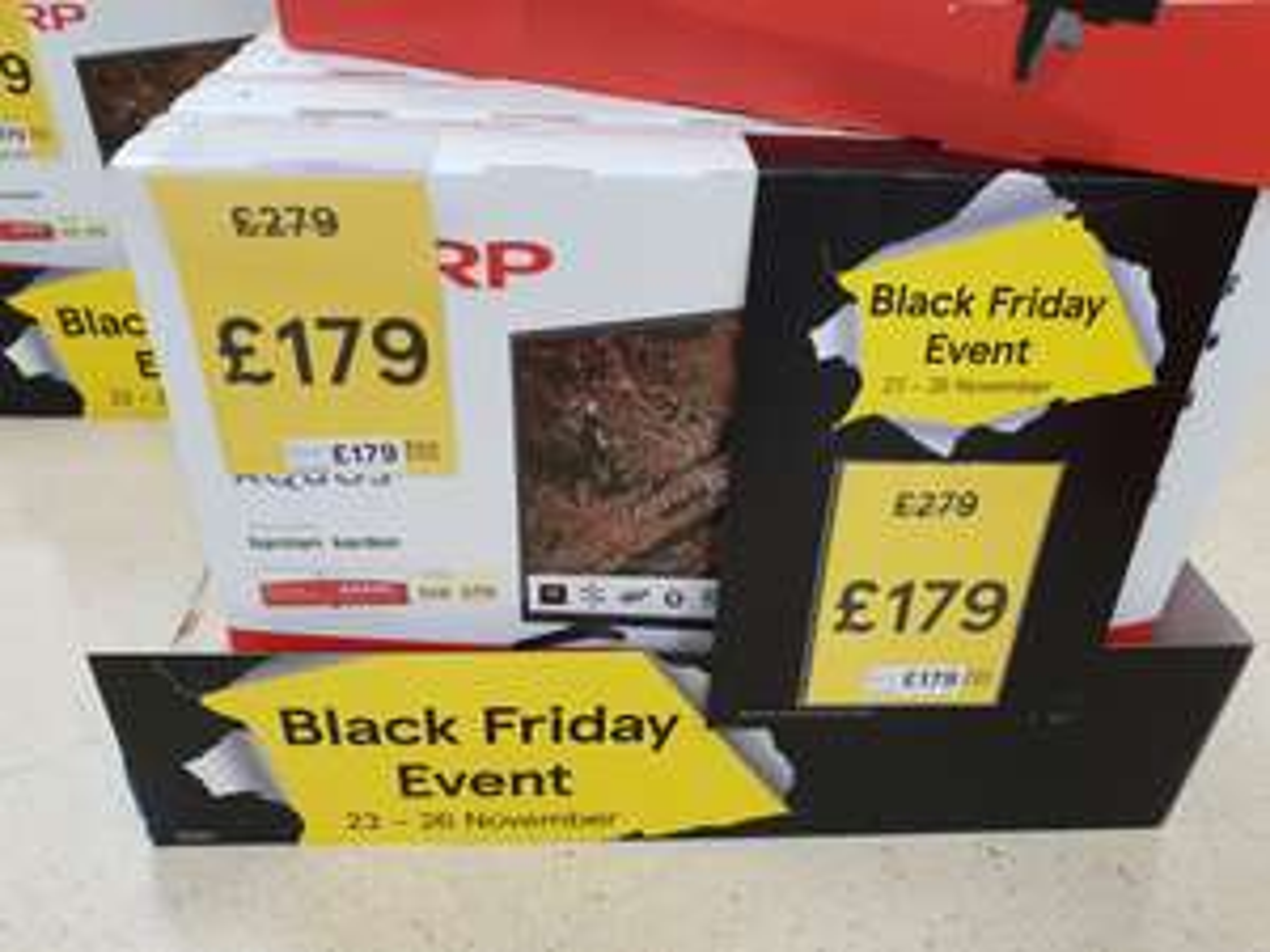 TESCO Black Friday 40 inch Sharp TV - £179
