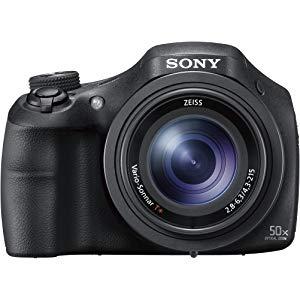 Up to 50% off Cameras from Sony, Canon, Nikon and more - Sony DSC-HX350 Digital Compact Bridge Camera £219 Amazon