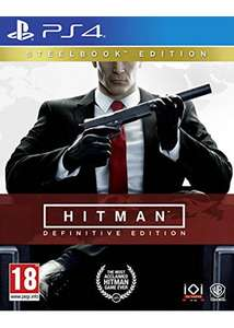 Hitman Definitive Steelcase Edition (PS4/Xbox One) £13.99 Delivered @ Base