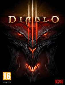 Diablo III 3 PC £7.49 or £12.99 with the Reapers expansion, Battlenet Game code Direct from Amazon