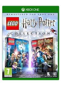LEGO Harry Potter Collection (Xbox One) £16.99 / LEGO The Incredibles (PS4/Xbox One) £18.85 Delivered @ Base