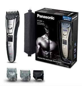 Panasonic ER-GB80 Beard, Hair and Body Trimmer Wet and Dry (40 x Lengths, Three Attachments) £39.89 Amazon