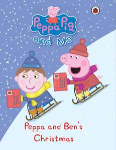 Personalised Peppa Pig Softback Book For Christmas 20% off @ Penwizard £16.49 Inc Delivery