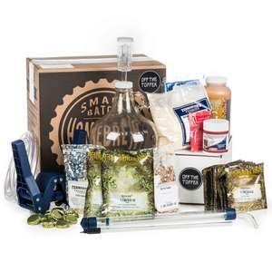 Homebrew Starter Kit with New England IPA Recipe Kit £25 + £4.99 shipping at Beerhawk