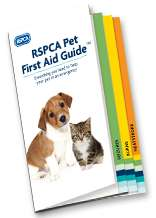 FREE Pet First Aid Guide from the RSPCA