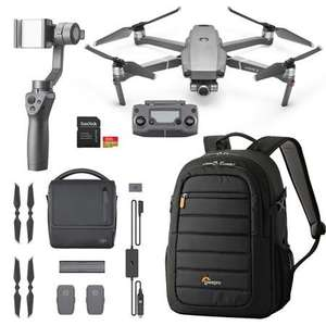 Crazy mavic 2 zoom deal at Drones Direct for £1299