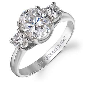 Meghans Royal Engagement Ring at Tru Diamonds for £75