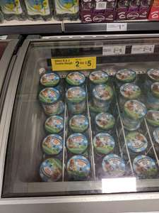 Ben and Jerry's ice cream 2 for £5 @ farm foods instore