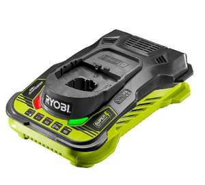Ryobi RC18150 18V ONE+ Cordless 5.0A Battery Charger £39.99 delivered Amazon prime