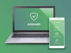 Adguard Premium: Lifetime Subscription Includes use w/ 2 computers & 2 Mobile devices @ Stacksocial