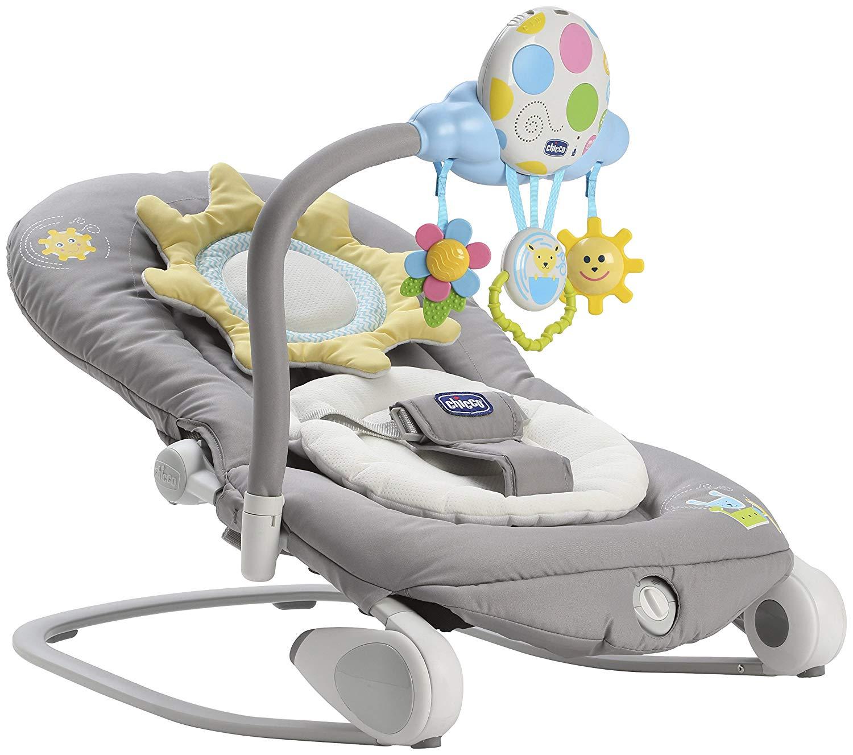 Chicco Balloon Baby Bouncer, Dark Grey @ Amazon Warehouse Described As Like New £40.31