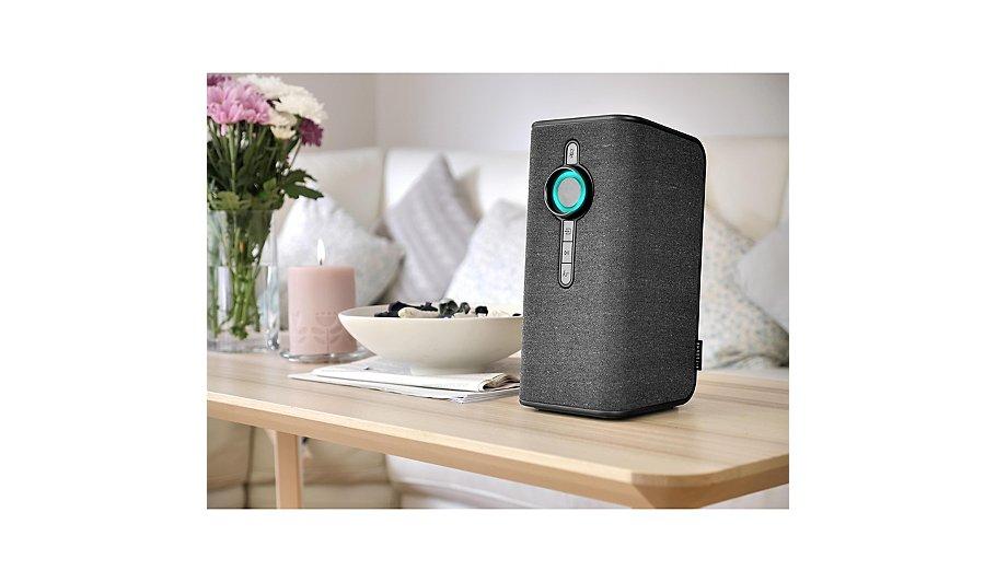 KitSound Voice One Smart Speaker better then half price £50 @ Asda
