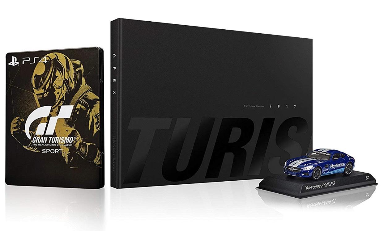 Gran Turismo: Sport Collector's Edition (PS4)