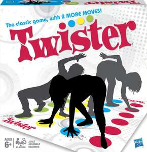 Hasbro Twister Game - £7.50 Prime / + £4.49 non Prime @ Amazon