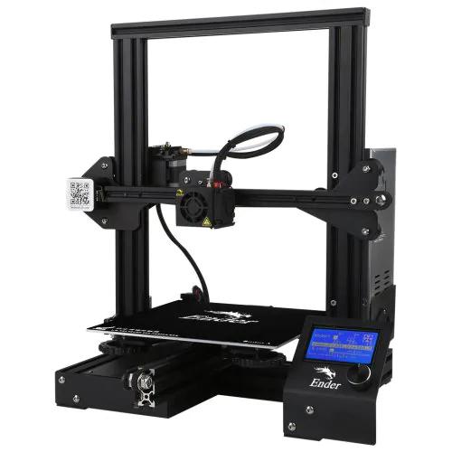 Creality3D Ender - 3 DIY 3D Printer Kit - £134.81 @ GearBest