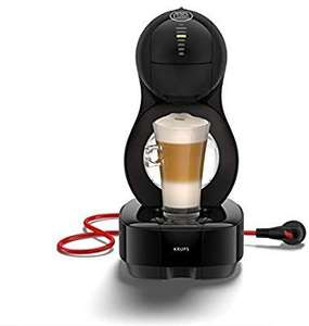 Nescafé Dolce Gusto Krups Lumio Automatic Coffee Machine with free Pack of 3 Dolche Gusto Pod (48 servings) £39.99 @ Amazon