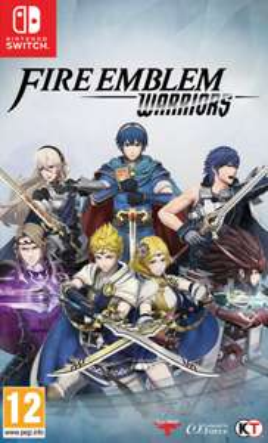 Fire Emblem Warriors - Nintendo Switch @ Zavvi - £25.62 delivered