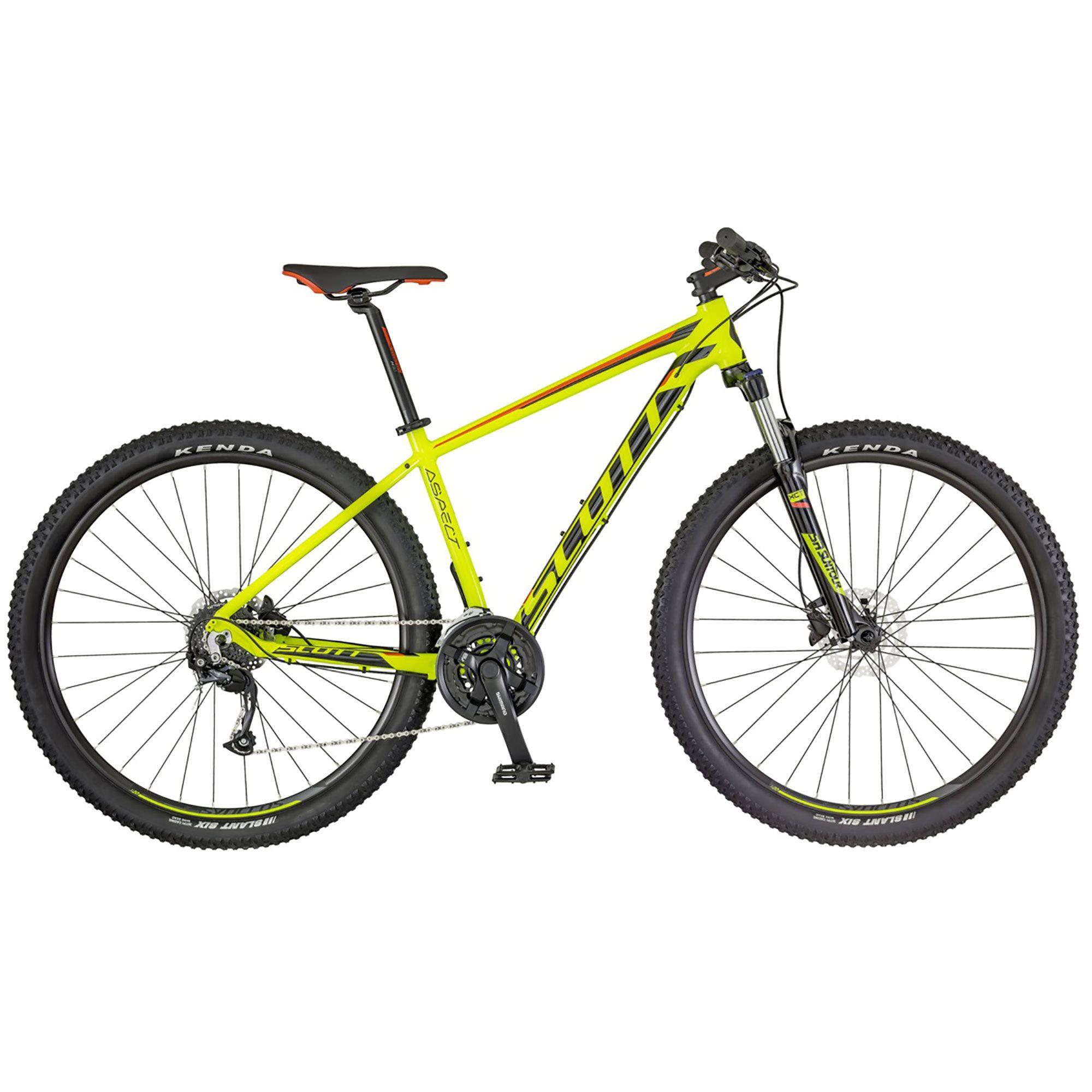 Scott Aspect 750 Hardtail Mountain Bike - 27.5 Inch - 2018 £299 delivered at Tweeks