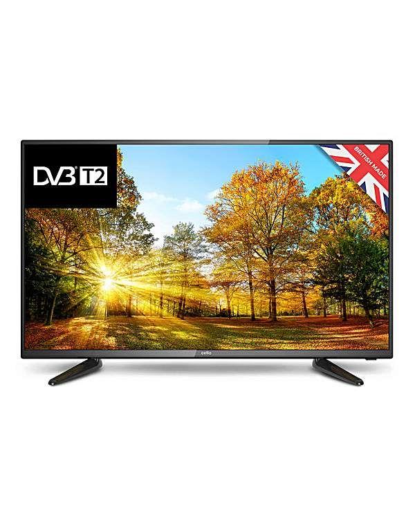 Cello 40in C40227T2 Full HD LED TV