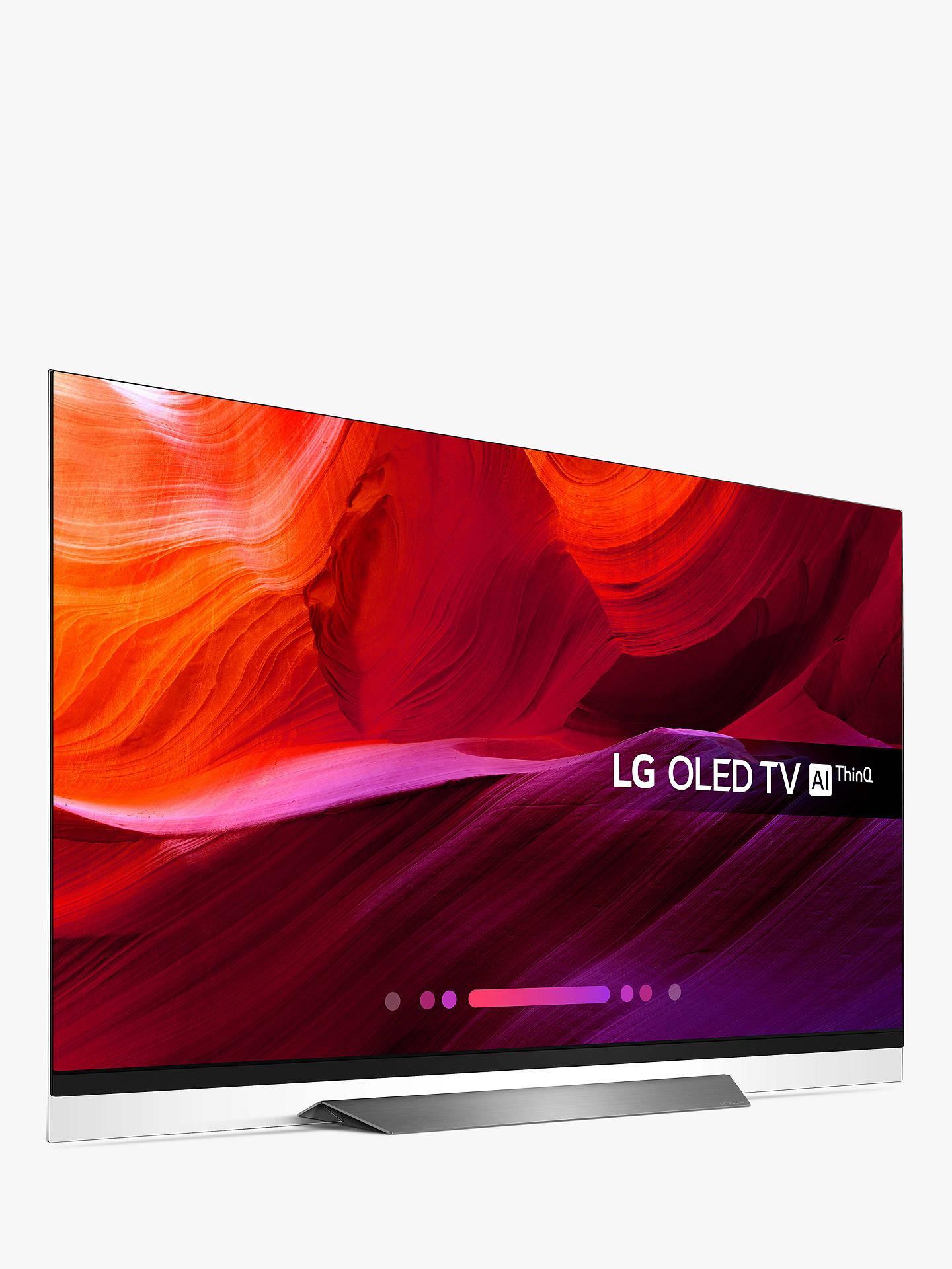 LG OLED55E8PLA £1799 but £500 cashback = £1299 @ John Lewis & Partners