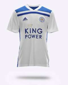 Leicester City White Away Shirt - Adidas £33 @ LCFC Shop