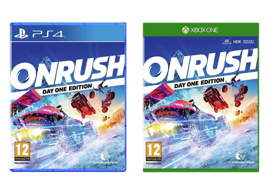Onrush (PS4/Xbox One) £7.99 @ Sainsburys