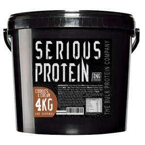 8KG Protein Powder £35 - £4.38 per kilo! @ Bodybuilding Warehouse
