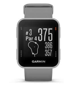 Garmin Approach S10 Golf GPS Watch - Black - £109 @ Golf Online