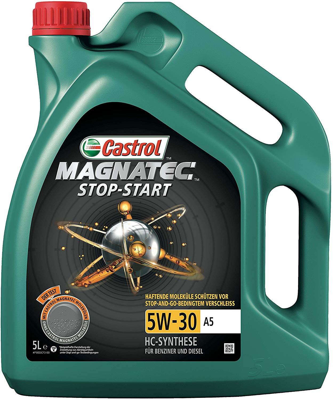 Castrol 5 Litre 159A60 Magnatec Stop/Start Motor Oil 5W-30 A5 @ amazon