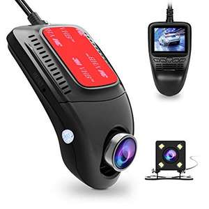 Cheap Dual dash cam with good quality sony sensors and wifi @Amazon