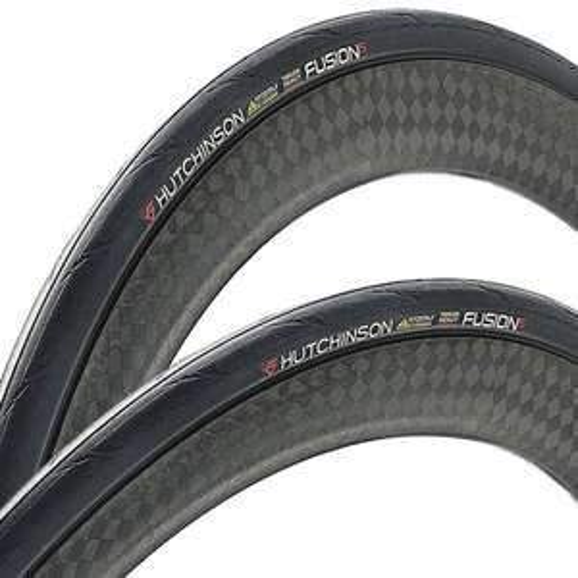 Road Bike Tubeless Tyres - Hutchinson Fusion 5 - £54 @ Sigmasport