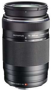 Olympus 75-300mm II M.ZUIKO ED Micro Four Thirds Lens £313.65 @ Clifton Cameras (£228.65 after £85 Olympus cashback)