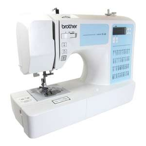 Brother FS40 40-Stitch Electronic Sewing Machine with Instructional DVD - £158.99 @ Amazon