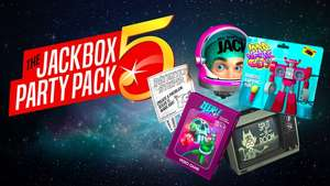 The Jackbox Party Pack 5 £14.34 @ Fantatical
