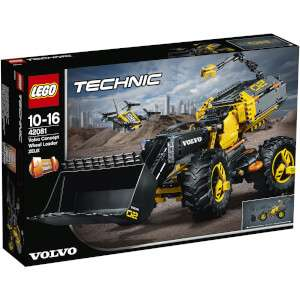 Black Friday - 20% off Selected Lego Technic eg LEGO Technic Volvo Concept Wheel Loader was £109.99 now £63.99 Del w/code @ IWOOT more in OP