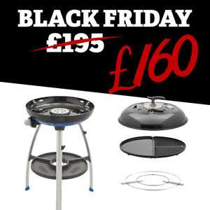CADAC BBQ Plancha Combo - eBay - Advertised at £160 but listed @ £152 ebay/ycleisure