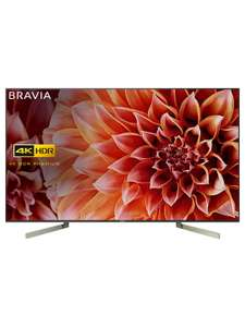 "Sony Bravia KD55XF9005 LED HDR 4K Ultra HD Smart Android TV, 55"" with Freeview HD & Youview, Black £999 @ John Lewis & Partners"