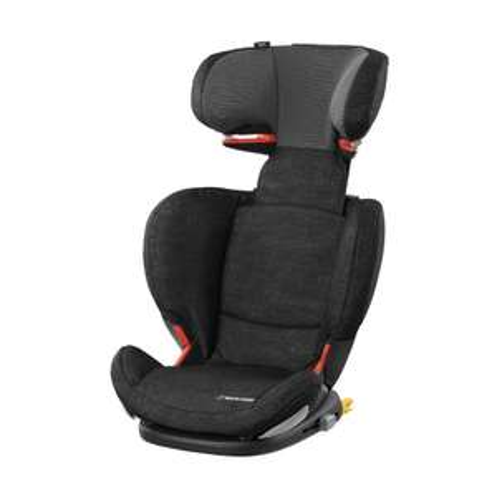 Maxi-Cosi RodiFix AirProtect Child Car Seat, ISOFIX Booster Seat, 15-36 kg, Nomad Black £100.99 @ Amazon