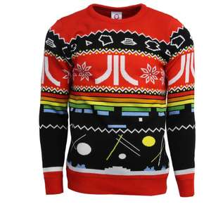 30% off selected items with code eg Atari knitted Christmas jumper was £14.99 now £11.48 delivered, Crash Bandicoot Plushes £6.99 @ Zavvi