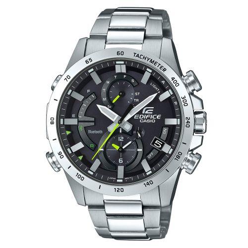 Casio Edifice bluetooth solar powered watch EQB-900D-1AER £162 Chapelle Jewellery