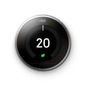 Nest Learning Thermostat, White with Installation £219 from Nest