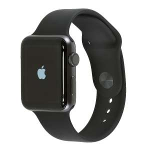 Apple Watch Series 3, Space Grey Aluminium Case with Black Sport Band, 38mm, GPS Only (203.89 pounds with code: BLACKFRIDAY15) @ Costco