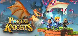 Portal Knights [LOWEST EVER] @ Fanatical - £4.99 (with code)
