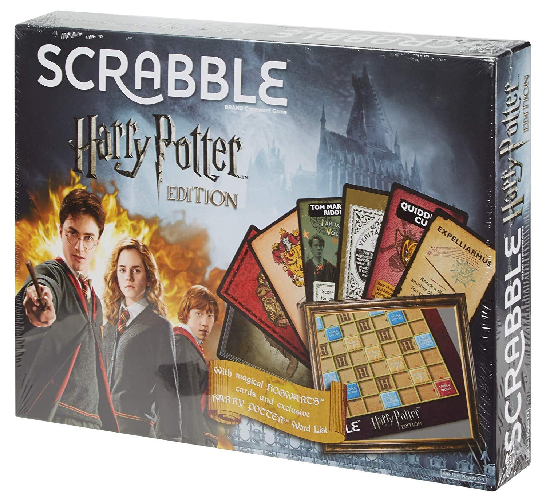 Harry Potter Scrabble was £29.99 now £14.37 @ Amazon Prime.