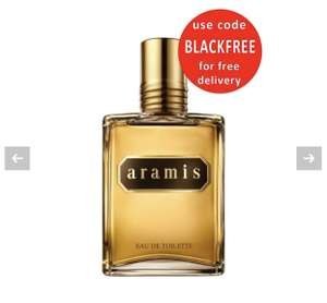 Aramis EDT 110ml Spray NOW £20 Was £69.00 | Save £49. Plus free delivery and gift wrap @ Beauty Base